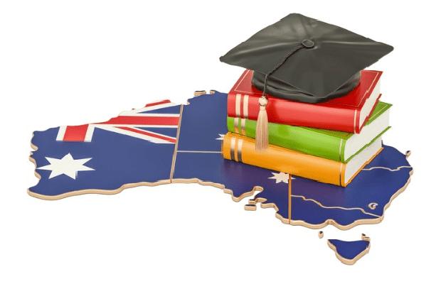تحصیل در استرالیا شامل دورههایی است