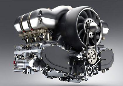 مهندسی مکانیک خودرو