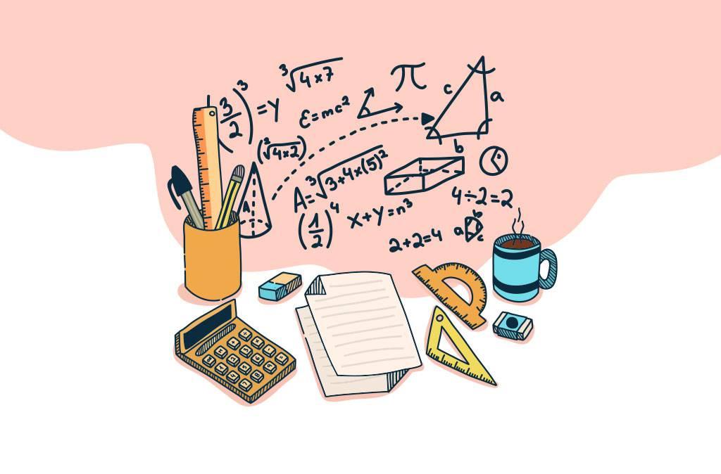 مباحث ریاضی آزمون یوس