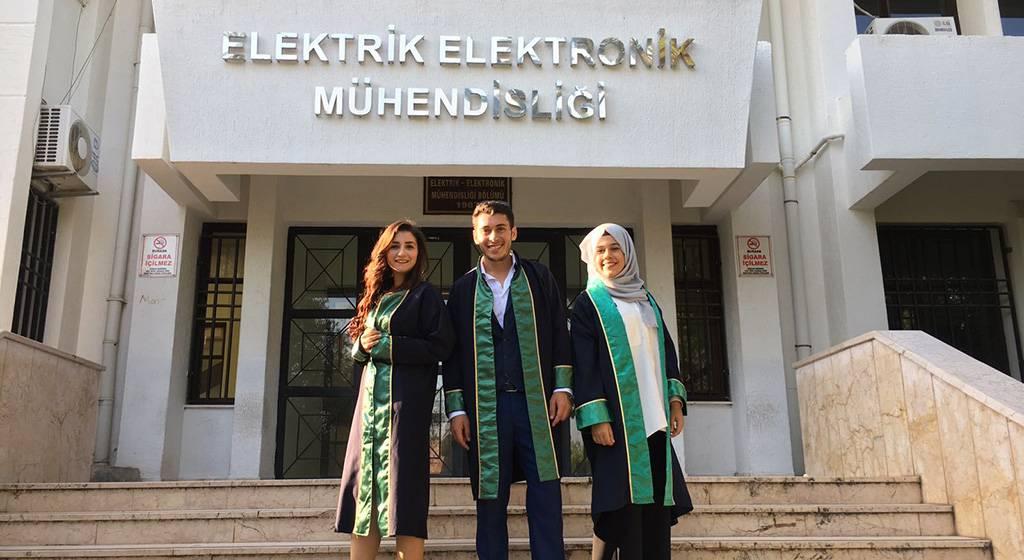 دانشکده مهندسی برق دانشگاه چوکوروا