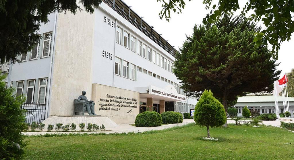 دانشگاه 9 ایلول ترکیه
