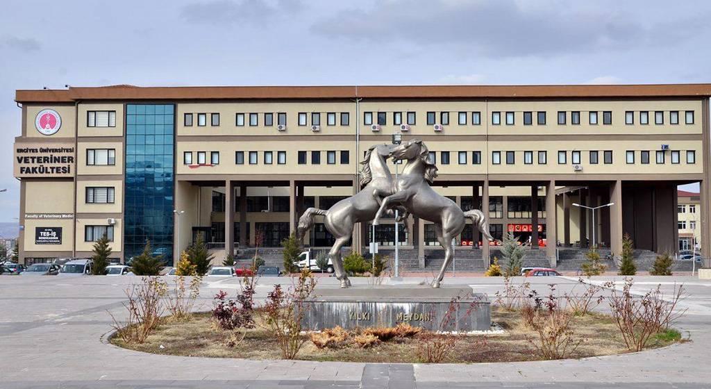 دانشکده دامپزشکی دانشگاه ارجیس ترکیه