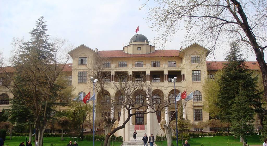 دانشگاه قاضی آنکارا