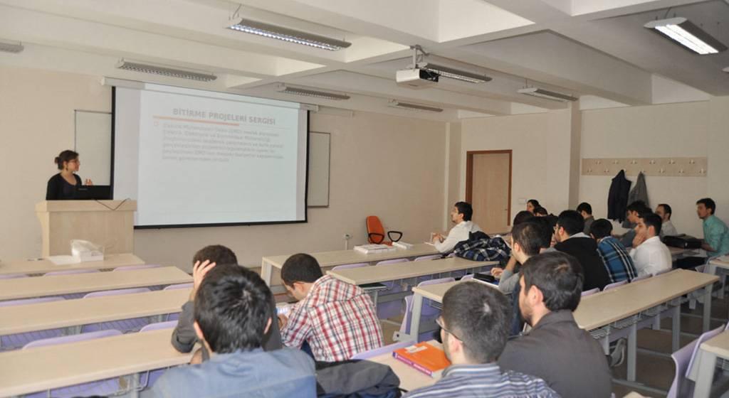 تحصیل در دانشگاه غازی ترکیه