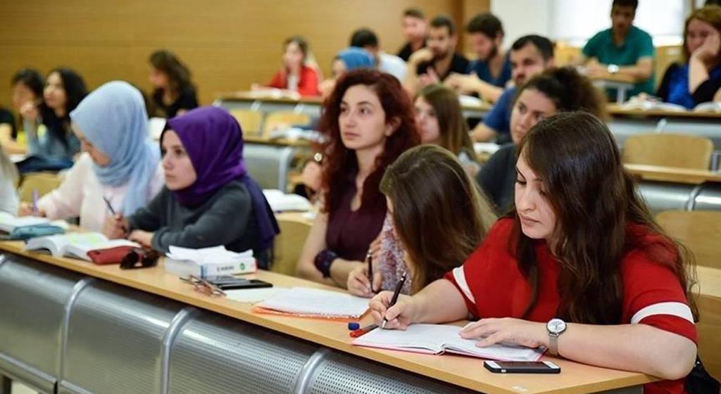 دانشجویان دانشگاه ترکیه