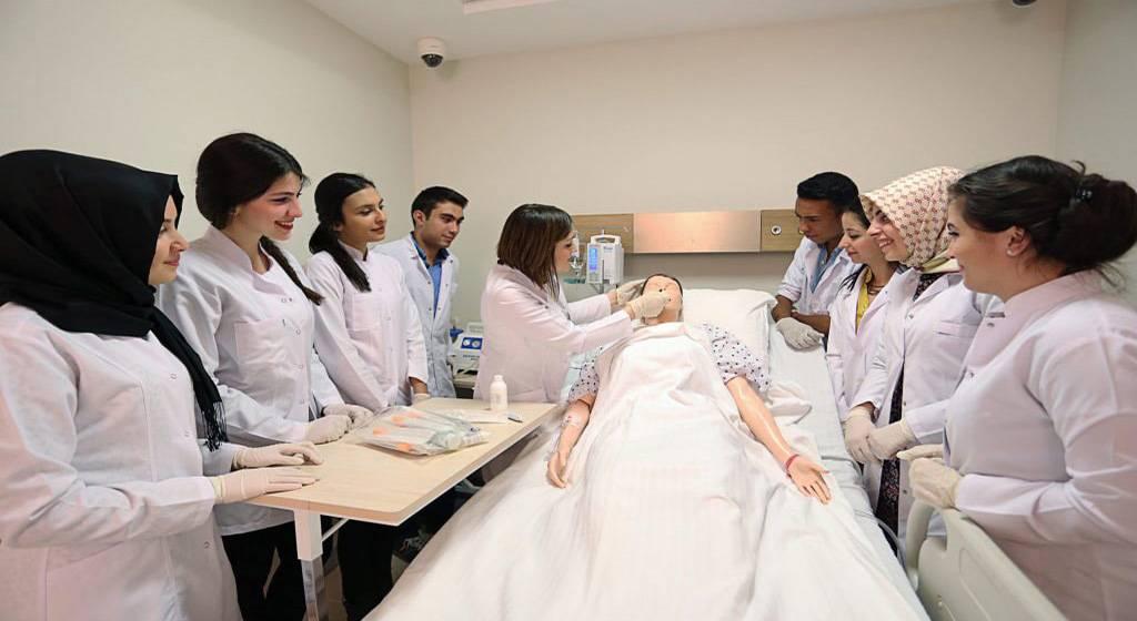 رشته پزشکی دانشگاه مدیپول استانبول