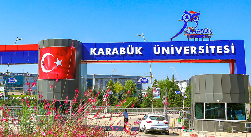 دانشگاه کارابوک ترکیه