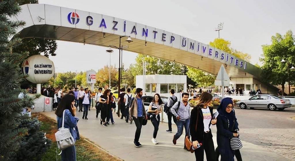 دانشگاه قاضی آنتپ ترکیه