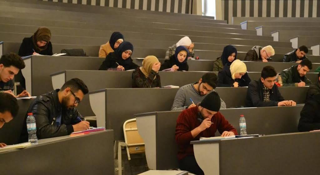 دانشجویان دانشگاه دولتی ترکیه