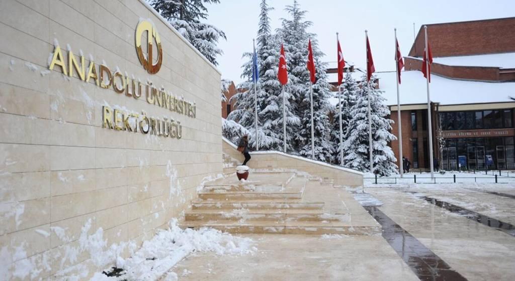 دانشگاه آنادولو در ترکیه