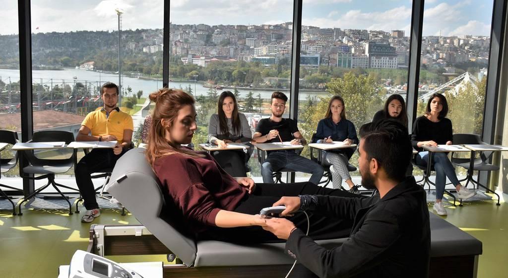 دانشکده های دانشگاه هالیک استانبول - دانشگاه هالیچ استانبول