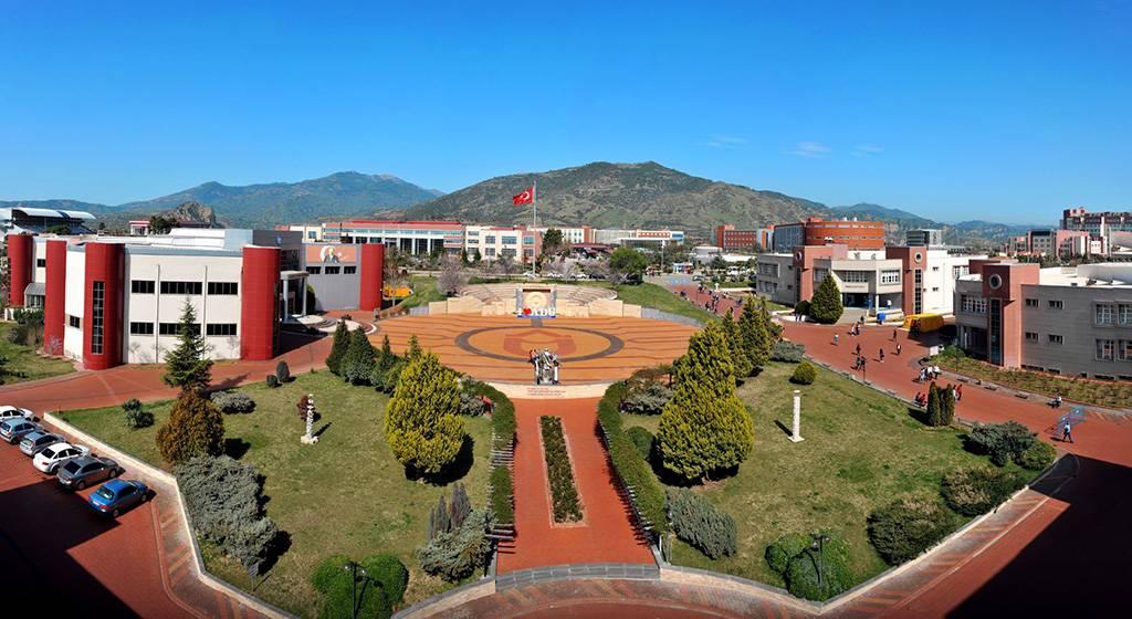 دانشگاه عدنان مندرس