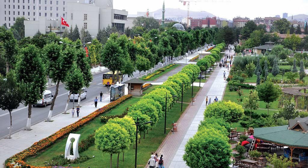 شهر مالاتیا ترکیه