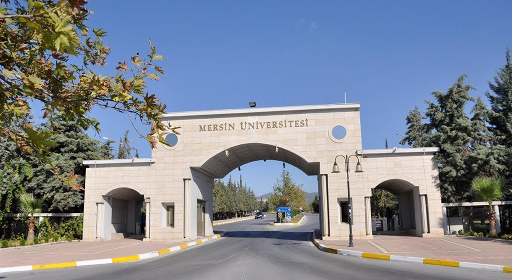 دانشگاه مرسین ترکیه