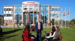 معرفی دانشگاه گیرسون ترکیه