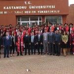 فارغ التحصیلان دانشگاه کاستامونو