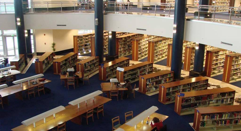 کتابخانه دانشگاه سابانجی