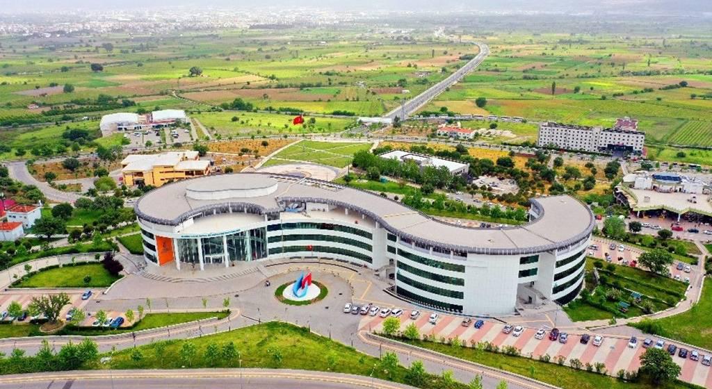 موقعیت دانشگاه جلال بایار
