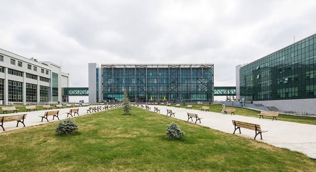 دانشکده های دانشگاه اوشاک